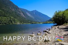Wishing everyone a fantastic BC Day for Monday! Our office will be closed for the holiday - Hope you all have a great long weekend!  #bcday #explorebc #beautifulbc #hellobc #britishcolumbia #nature #bc #getoutside #beautifulbritishcolumbia #bcisbeautiful #westcoast #sharebc #travelbc #staycation Staycation, Get Outside, Long Weekend, British Columbia, West Coast, To Go, Events, River, Holidays