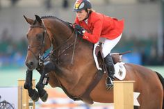 #Showjumping #Stars Germany's Meredith Michaels-Beerbaum and Shutterfly won three World Cup Finals and became European Champions in 2007
