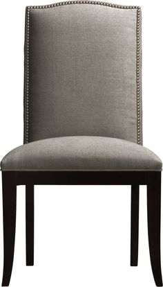 Colette Side Chair in Dining Chairs   Crate and Barrel