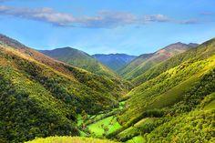 Muniellos (Cangas del Narcea) Mykonos, Santorini, Paraiso Natural, Reserva Natural, Instagram, Mountains, Water, Travel, Outdoor