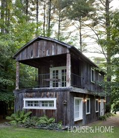 This would make an interesting mobile home addition upgrade. Photo Gallery: Traditional Cottages | House & Home
