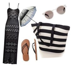 """""""beach vaccation"""" by winfreygirl on Polyvore featuring Emilio Pucci, Abercrombie & Fitch and Illesteva"""