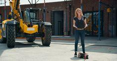 Kari Byron - White Rabbit Project on Netflix.