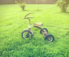 #TBT to your first set of wheels. #ChildhoodMemories #GiftIdeas #VillageCycle #BikeCHI