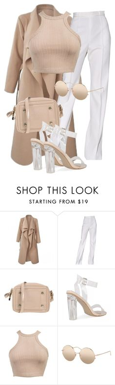"""""""Untitled #3653"""" by xirix ❤ liked on Polyvore featuring Jason Wu, Versace and Linda Farrow"""