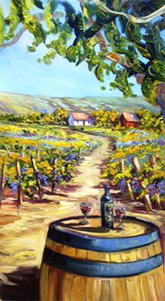 """Vineyard Vines"" by Steve Barton!"