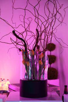 Herbstkreation. Wunderschöne florale Arrangements