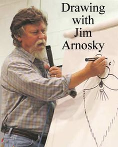 Drawing Tutorials with Jim Arnosky