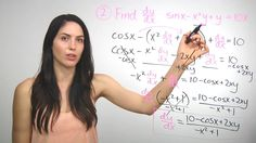 ❤︎² How to Do Implicit Differentiation (mathbff) Ch. 3