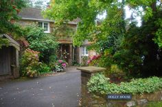 Stay at Holly House B&B in Chelwood Gate and enjoy a lovely garden and pool.  Walk from the house into the Forest! www.hollyhouse.co.uk