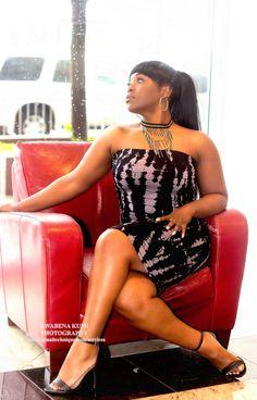 Professional Photography, Boudoir And Fashion Shoot - Kwabena Kumi Photography - Chicago, Il