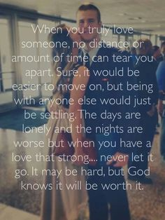 Top 21 Appealing Long Distance Love Quotes and Sayings Quotes Distance, Long Distance Love Quotes, Military Love, Army Love, Missing Quotes, Quotes To Live By, Welcome To My Life, Missing Someone You Love, Quotes About Missing Someone