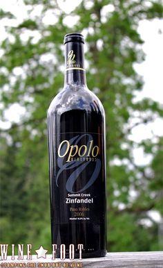 Opolo wine... The 2013 Summit Creek  Zinfandel, Paso Robles was enjoyable.