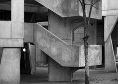 Scott Benedict captures Cité Rateau housing estate in Paris