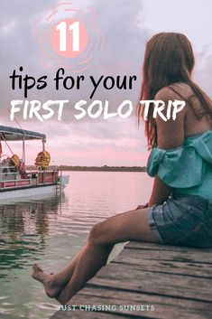 to Rock Travelling Alone for the First Time, Internationally The best 11 tips to feel badass on your first trip as a solo female traveler!The best 11 tips to feel badass on your first trip as a solo female traveler! Best Solo Travel Destinations, Solo Travel Tips, Europe Travel Tips, Travel Abroad, Travel Advice, Travel Guides, Places To Travel, Time Travel, Europe Packing
