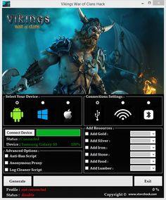 Vikings War Of Clans Hack 2016 download windows, iOS, apk. Full Vikings War Of…
