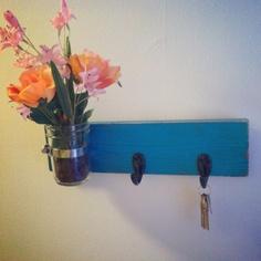 My new key holder!