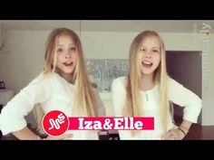 New Iza&Elle Musical.ly of May 2017 - Latest Musical.ly Compilation - YouTube