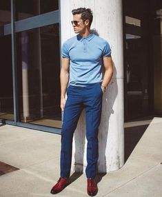 21 Sophisticated Polo Shirt Looks To Wear For Any Occassion
