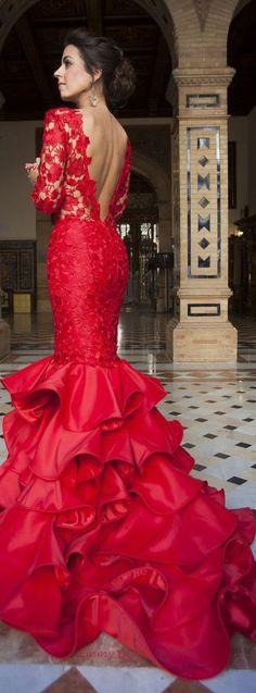 3729 mejores imágenes de vestidos de flamenca en 2019 | flamenco