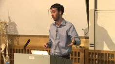 What is life-lecture: A new theory for evolution. Speaker: Jeremy England, MIT. 9 September, 2014.
