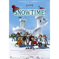 Snowtime! An Animated Ball - BCDB Review