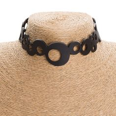 Eternity Recycled Rubber Choker Tactile Texture, Bike Chain, Boho Accessories, Recycled Rubber, Bohemian Look, Recycled Materials, Upcycle, Unique Jewelry, Recycling