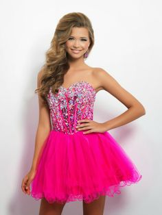 Prom Dresses 2013 Homecoming Dresses Fuchsia Short Mini Sweetheart A Line Tulle , You will find many long prom dresses and gowns from the top formal dress designers and all the dresses are custom made with high quality