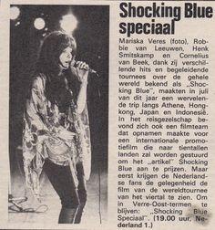 Shocking Blue 1972