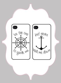 iPhone Case Matching Nautical Case iPhone 4 Case by CalisCases, $31.00