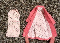 Vintage Francie Shopping Spree Coat & Dress by CCsVintageDolls