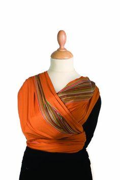 Babylonia BB-SLEN - Fular portabebés, color naranja