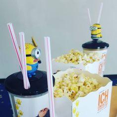 Der letzte Kitatag wird gefeiert mit einem Kinobesuch bei Minions 3. Seufz. Mehr tolle Momente gibt es in den Freitagslieblingen. #Freitagslieblinge #minions #momof3 #kino #mamablog #papablog #familienblog #elternblog