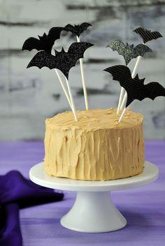 Haniela's: Brown Sugar Cake with  Cream Cheese Caramel Frosti...