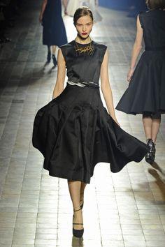 Fashion's Crown: Lanvin Fall 2013