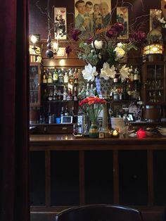 Italian restaurant De Koevoet, Amsterdam, Jordaan