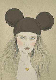 kelly thompson | Kelly Thompson - OLDSKULL.NET #Ilustración