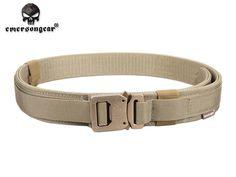 Tactical Duty Belt-Khaki