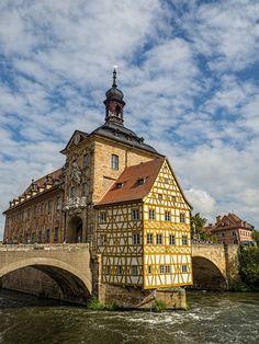 バイエルンの宝石箱と称される街 ドイツ バンベルクの見どころ