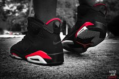 all time favs infrared 6s
