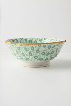 Atom Art Serving Bowls - Anthropologie.com