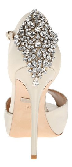 Bridal beauties by Badgley Mischka