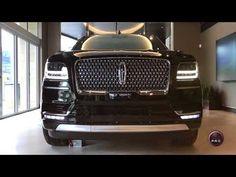 2018 Lincoln Navigator Black Label L 'Destination' First Look - YouTube