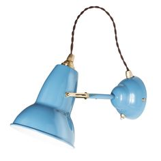 Anglepoise Original 1227 Brass Wall Light | Wall Lights | Wall Lights | Lighting | Heal's