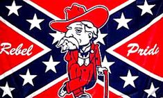 University of Mississippi Ole Miss Rebels Banner Flag 3 ft by X 5 ft: This is a by 5 ft flag with 2 metal grommets for hanging Southern Heritage, Southern Pride, Southern Style, Ole Miss Football, Football Baby, Patriotic Pictures, Flags For Sale, University Of Mississippi, Mississippi State