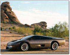 M4S Turbo Inteceptor- The Wraith car