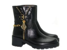 fashion Leather Shoes, Biker, Booty, Street Style, Fashion, Leather Dress Shoes, Moda, Leather Boots, Swag
