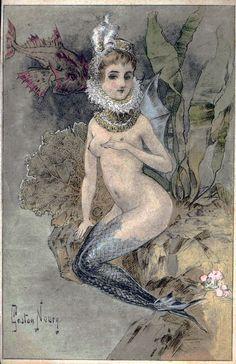 Illustration by Gaston Noury
