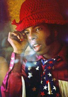 Sly Stone... LOVE