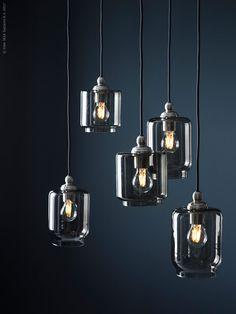 Atmospheric Lighting from IKEA | Poppytalk